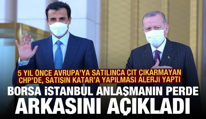 Borsa İstanbul'un yüzde 10'u neden satıldı? Anlaşmanın perde arkasını açıkladı