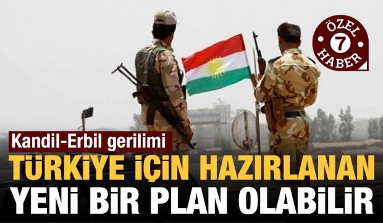 Erbil Bağdat arasında Peşmerge-PKK gerilimi