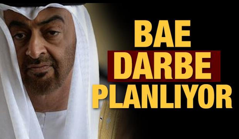 BAE Libya'da darbe planlıyor