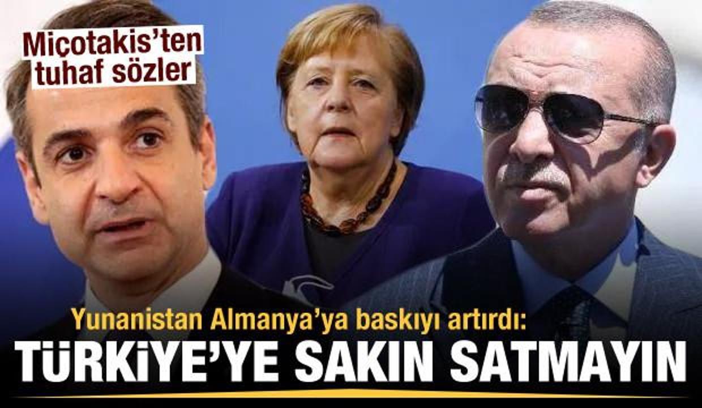 Yunanistan'dan Almanya'ya 'Reis' baskısı: Türkiye'ye sakın satmayın
