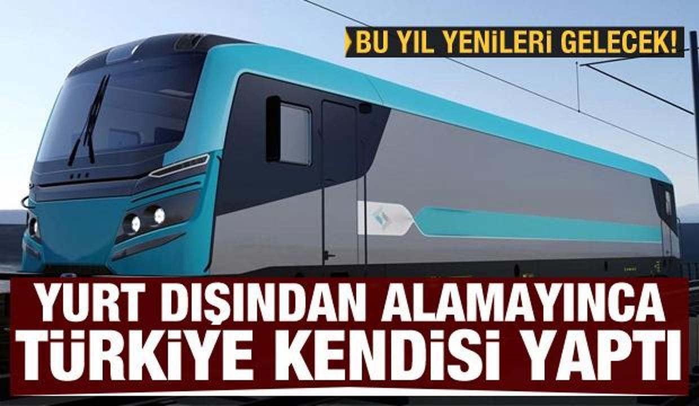 Tedarik sıkıntısı Türkiye'yi lokomotif sahibi yaptı