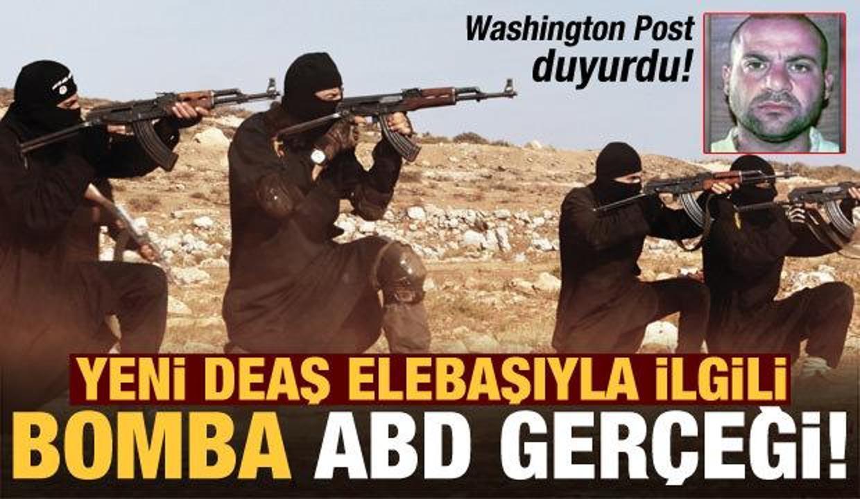 Son dakika: Yeni DEAŞ elebaşıyla ilgili bomba 'ABD' gerçeği! Washington Post duyurdu
