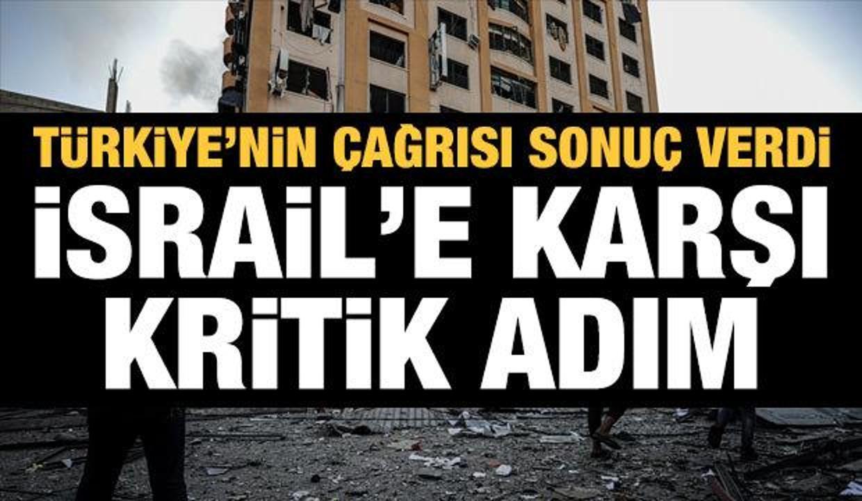 Çavuşoğlu'nun girişimleri sonrası İİT toplandı