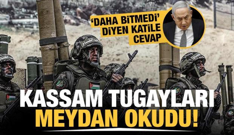 Netanyahu'dan gerilimi tırmandıracak açıklama