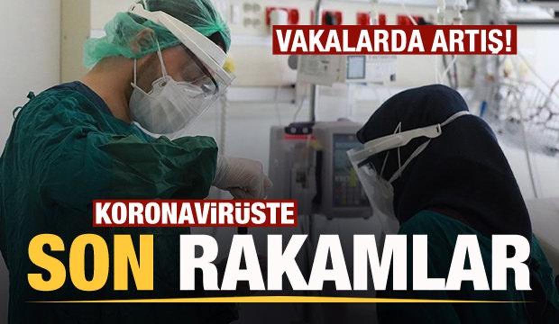 Son dakika: 11 Mayıs koronavirüs tablosu! Vaka, Hasta, ölü sayısı ve son durum açıklandı