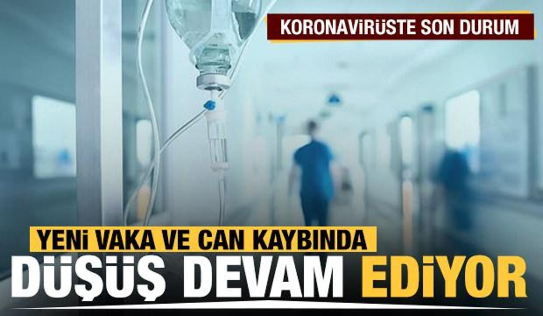 Son dakika: 30 Mayıs koronavirüs tablosu! Vaka, Hasta, ölü sayısı ve son durum açıklandı