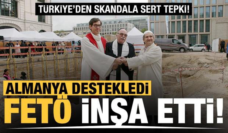 Türkiye'den Almanya'ya sert  'House of One' tepkisi