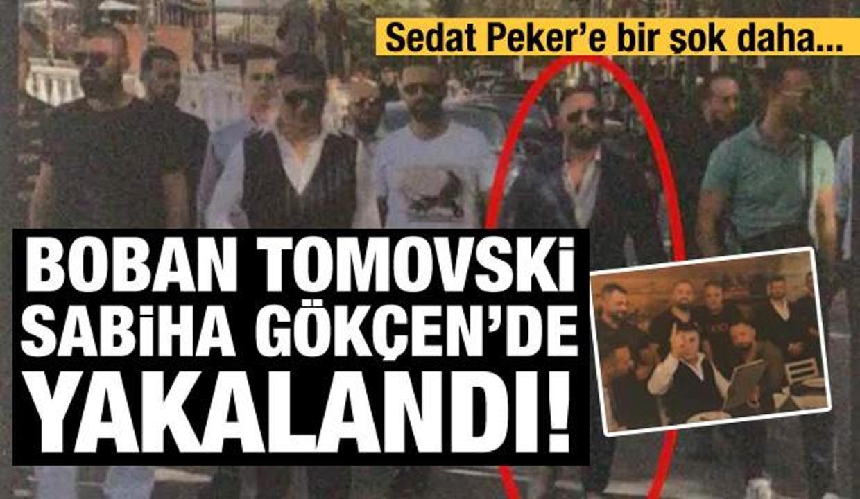 Sedat Peker'e bir şok daha! Uyuşturucu baronu arkadaşına gözaltı