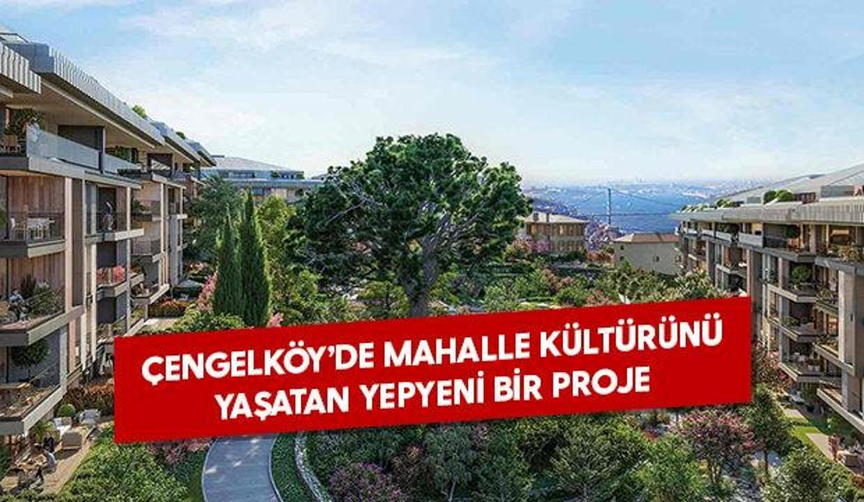 Tahincioğlu'ndan Çengelköy'de Mahalle Kültürünü Yaşatan Yepyeni Bir Proje