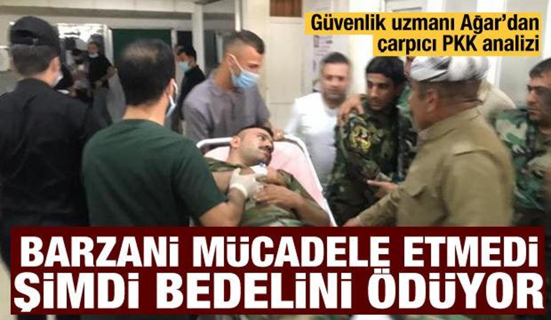 PKK'nın peşmerge saldırılarının ardındanki neden