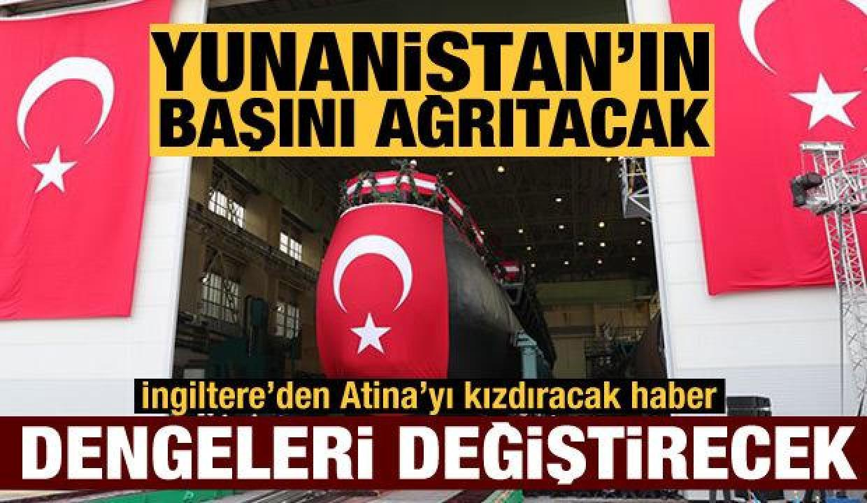 İngiliz basını: Türkiye Yunanistan'a karşı üstünlük elde etti
