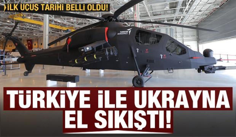 TUSAŞ'tan Ağır Sınıf Taarruz Helikopteri hamlesi
