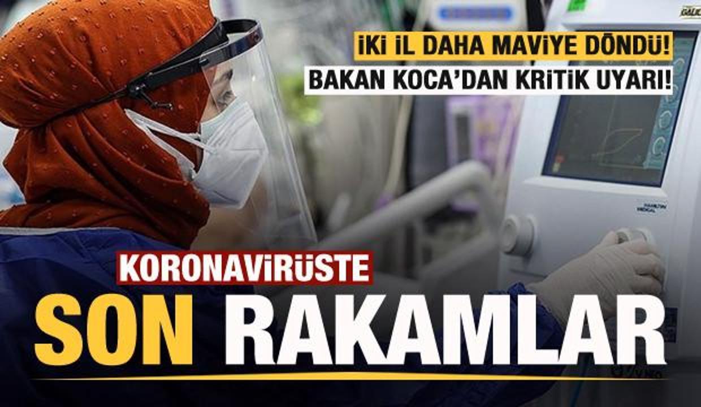 Son dakika: 9 Temmuz koronavirüs tablosu! Vaka, Hasta, ölü sayısı ve son durum açıklandı