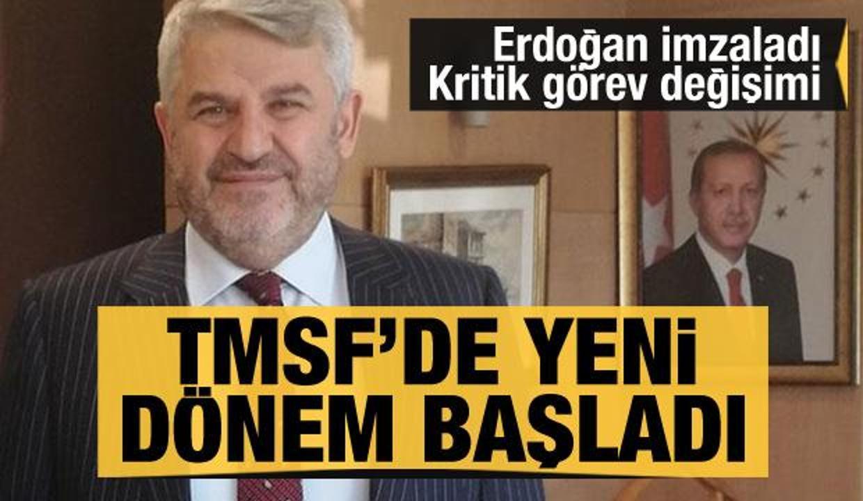 Son dakika: TMSF başkanlığına Fatih Rüştü Karakaş atandı