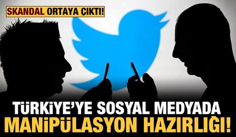 Twitter'dan Türkiye'ye manipülasyon hazırlığı: Mavi tik skandalı ortaya çıktı!