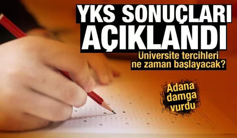 2021 YKS sonuçları açıklandı! Üniversite tercihleri ne zaman başlayacak?