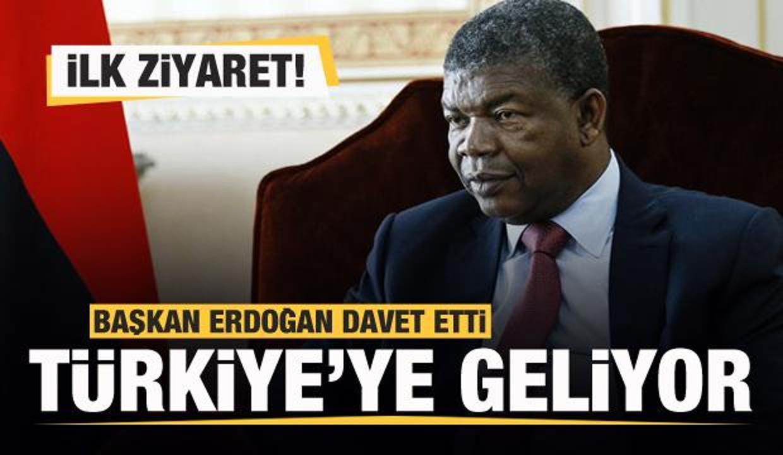 Başkan Erdoğan davet etti! Türkiye'ye geliyor!