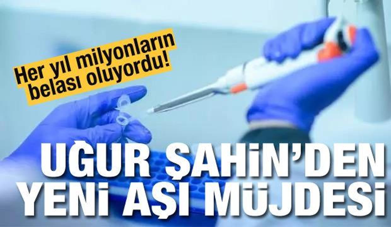 BoNTech'ten yeni aşı hazırlığı: O da mRNA teknolojisiyle üretilecek