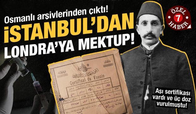 Aşı, Avrupa'ya İstanbul'dan gitti: Osmanlı'daki ilk aşı çalışmaları