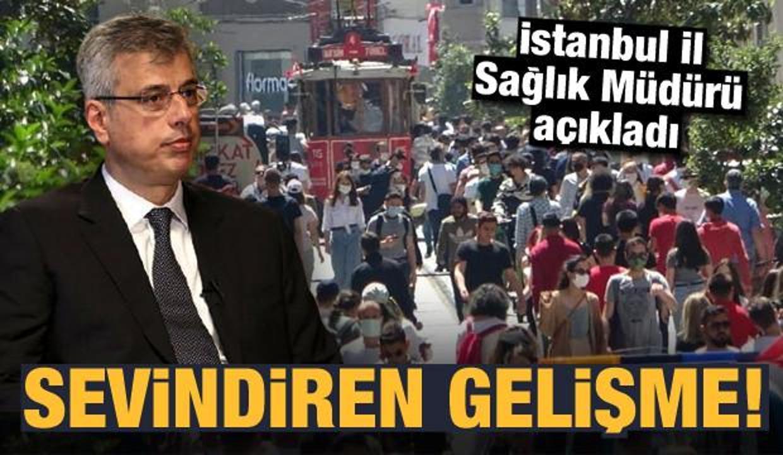 İstanbul'da Kovid-19 vaka sayıları için son dakika gelişmesi! İl Sağlık Müdürü duyurdu