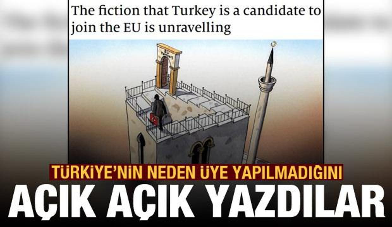 The Economist, Avrupa'nın Türkiye'yi neden AB üyesi yapmadığını yazdı