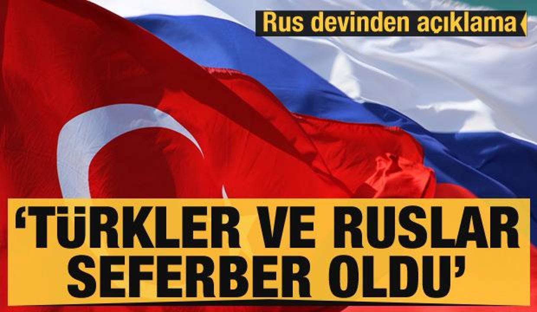 Rus devinden 'Akkuyu NGS' açıklaması! 'Türkler ve Ruslar seferber oldu'