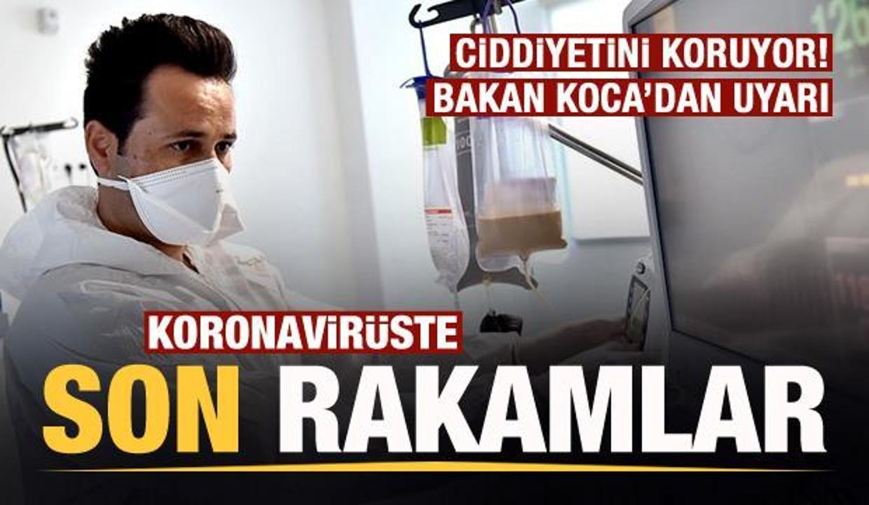 Son dakika: 17 Eylül koronavirüs tablosu açıklandı!
