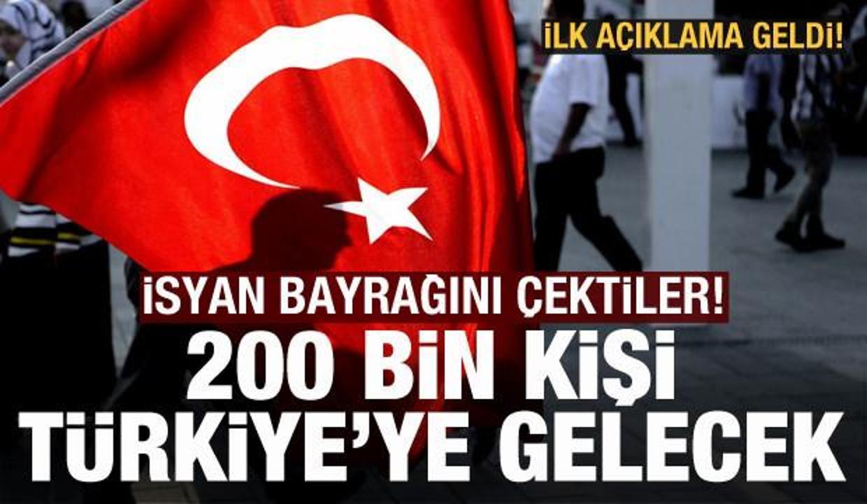 İsyan bayrağını çektiler! 200 bin İngiliz Türkiye'ye geliyor