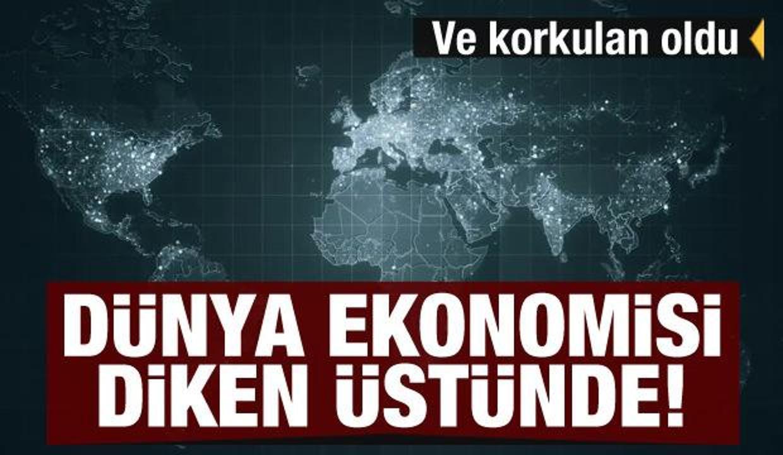 Ve korkulan oldu! Dünya ekonomisi tedirgin: Borç krizi bir şirkete daha sıçradı