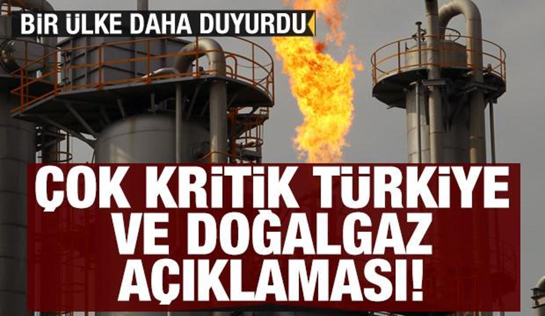 Rusya'dan sonra Azerbaycan duyurdu: Çok kritik Türkiye ve doğalgaz açıklaması