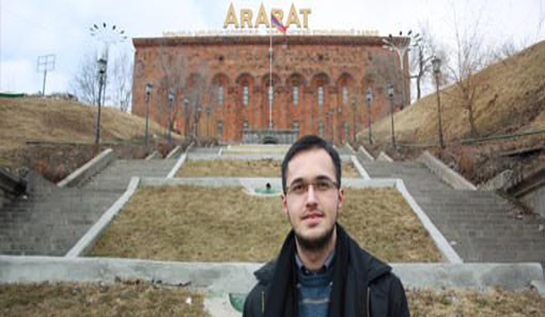 Ermenistan'da yaşayan araştırmacı Türk
