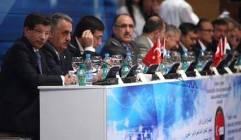 Türkiye Suriye ortak kabine toplantısı
