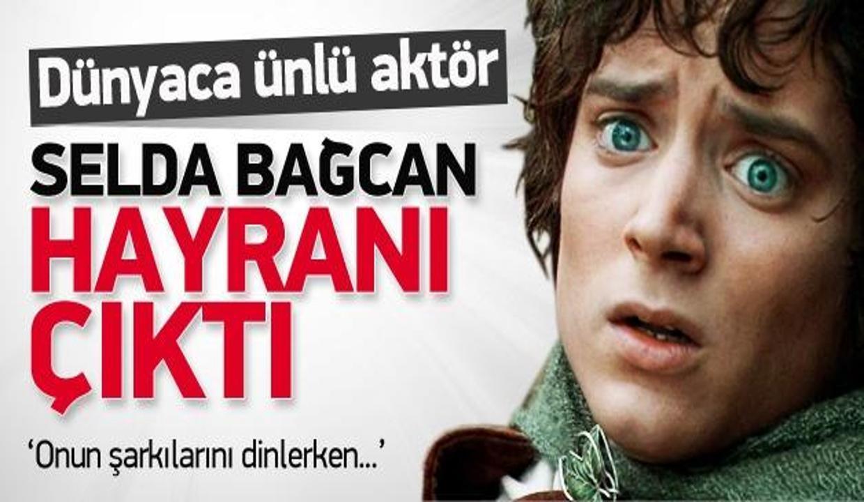 Elijah Wood tam bir Türk müziği hayranı çıktı