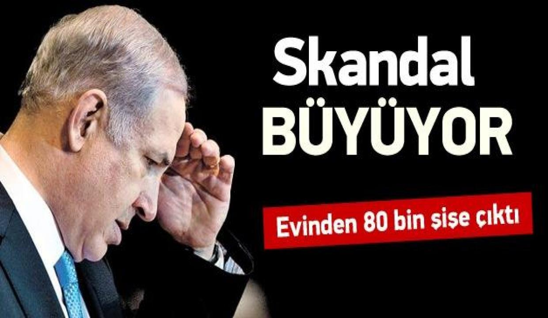 İsrail'de 'harçlık' skandalı büyüyor!