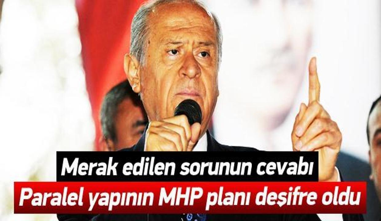 Paralel yapı MHP'nin içine nasıl sızmaya çalıştı?